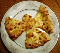 White pizza angels--so easy to make!