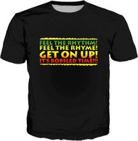 Jamaican Bobsled Classic Black T-Shirt $19.99