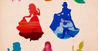 To use for Disney Princess silhouettes?