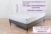 It is safe to say that you are searching for the best bedding for stage bed? Read on as I demonstrate to you the best copper infused beddings for a decent night's rest! For more information, make a call on 844-775-2952.