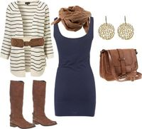 A twist on the nautical look for fall.