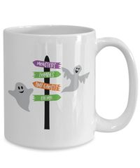 Monsters zombies and ghosts oh my! halloween $15.95