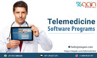 SISGAIN is one of the best Telemedicine software development company in USA. We provide you top telemedicine software programs. Our higly dedicated Telemedicine app developers are devotee to provide best telemedicine software based services to our custome...