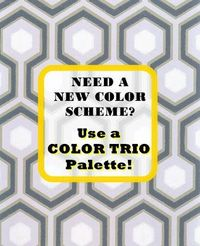 Color is a complicated subject! Get the answer to your paint palette dilemmas with these tried and true color trios from HGTV designer Sabrina Soto!