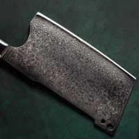 Chef Knife Chinese Cleaver Home Kitchen Butcher Tool $187.50