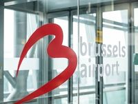 Passenger volume up but cargo volume down at Brussels Airport in July