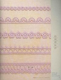 GVH-CROCHET EDGING & BRAID - GVH.6 - Picasa Web Albums