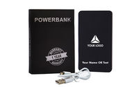 Glow Power Bank is a sleek and classy product that will give impetus to brand promotions. Make your logo glow on power banks. PrintStop does logo printing on your power banks at best prices.