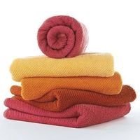 Twill Bath Towels by Abyss and Habidecor $81.00