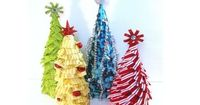 How To Decorate a Garland for Christmas - Trees n Trends - Unique Home Decor - YouTube