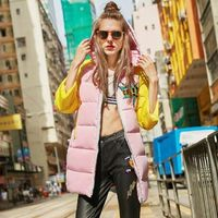 OH!! Thick Hooded Down Coat $245.00