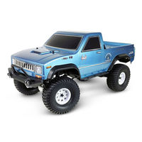 RGT EX86110 1/10 2.4G 4WD RC Car Electric Off-road Vehicle Climbing Rock Crawler RTR Model