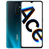 OPPO Reno Ace CN Version 6.5 inch FHD+ 90 Hz Refresh Rate NFC 4000mAh SuperVOOC 2.0 48MP Quad Rear Cameras 12GB RAM 256GB ROM Snapdragon 855 Plus Octa Core 2.96GHz 4G Smartphone