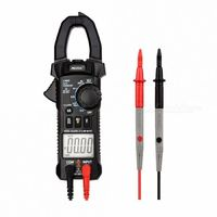 True RMS Digital Clamp Meter AC/DC Voltage AC Current Frequency Capacitance Multimeter NCV Test Megohmmeter CM80