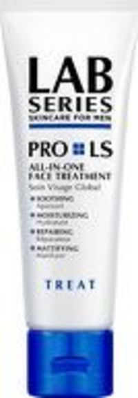 Lab Series Face Pro LS All In One Face Treatment Checks multiple items off your daily routine in one step. One formula with four skin benefits, this super light, fast-absorbing formula immediately soothes, thanks to MPD-8 Complex(TM), a LAB SERIES...