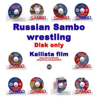Russian Sambo -10 dvd collection. 720 min.(Disc only). $21.00