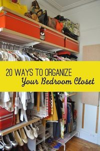 Are you a little obsessed with organizing? We are too.