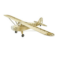 Pipe J3 Cub 1.2M 1200mm Wingspan Balsa Wood Laser Cut RC Airplane