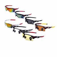 Cycling Bike Riding Sunglasses Eyewear Outdoor Sports Glasses Bike Goggle Free Shipping $11.22