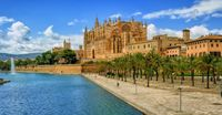 Mallorca, the largest of Spain's Balearic Islands