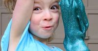 How to make slime using laundry detergent! A NEW recipe for slime making from Fun at Home with Kids that uses neither borax nor liquid starch. You can find the necessary ingredients in the UK and Canada as well as in the US.