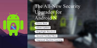 The All-New Security Upgrades for Android N -  The countdown has already begun for the latest version of Android codenamed as N slated for stable release within a few weeks. For the developers as well as the end users, the latest version of the operating...