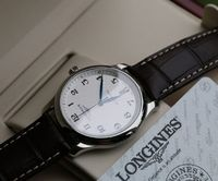 Replica Longines Master Collection Stainless Steel Price