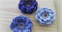 Free pattern Ravelry: Flower Accent pattern by Mimi Alelis