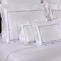 Striè Embroidery Bedding by Dea Linens $398.00