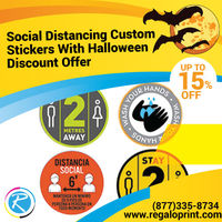 Social Distancing Custom Stickers With 15% Halloween Discount Offer.jpg
