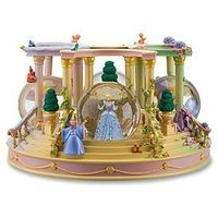 Disney Snowglobes Collectors Guide: Seasons Princess Snowglobe set