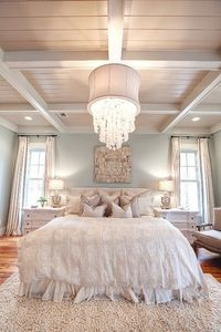 I like the wall color in this room. and the room. and everything!