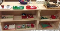 "December Fine Motor Shelf �€"" trilliummontessori.org"
