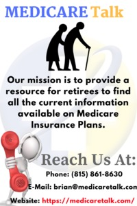 MedicareTalk in Lisle focuses on providing their client the phenomenal customer service to ensure their peace of mind. OUR Insurance Agents strives to do work with the motive to come up with an easy and best health care insurance or other lifetime insuran...