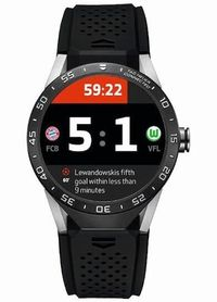 Tag Heuer Connected Bundesliga Football App