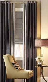This Grommet Fabric Panel from Crown can induce a posh look for your interiors. This one way draw panels can be used for small windows. These panels look extreme picture perfect and have a charm and elegance of its own. The inherent beauty is evident from...
