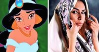 """If Disney Princesses Were Historically Accurate. I like seeing different interpretations on """"historically accurate""""."""