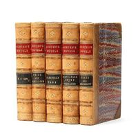 If you are thinking about getting out of the stock market and placing your money on a sure thing, consider bidding for this edition of six Jane Austen novels in