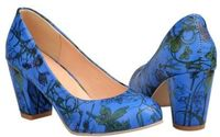 Casual Round Toe Square Chunky High Heels Office Dress Women Floral Pumps Shoes,NEW,on Sale! More Info:https://cheapsalemarket.com/product/casual-round-toe-square-chunky-high-heels-office-dress-women-floral-pumps-shoes/