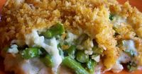 Asparagus Casserole : Maybe mix in some cubed ham?
