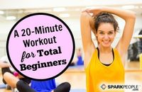 Ready to start exercising, but not sure where to begin? This workout is for you!