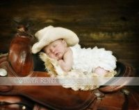 baby cowboy (summer on the farm) by sonja