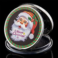 Collectible Ornaments Christmas Gifts Coin $13.10