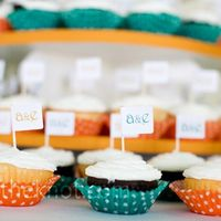 cupcakes flags!