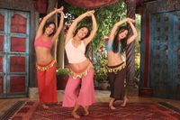 Review of The Bollywood Dance Workout DVD.