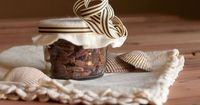 Crisp Pecans are a great snack or homemade gift for the holidays