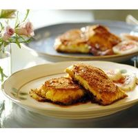 """Creme Brulee French Toast 
