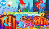 I REMEMBER THIS LITTLE MERMAID TV SHOW, The Sad Part Is I Remember The Words And Tune Of This Song