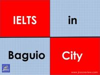#IELTS in Baguio City, Philippines
