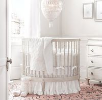restoration hardware, restoration hardware baby and crib mattress.
